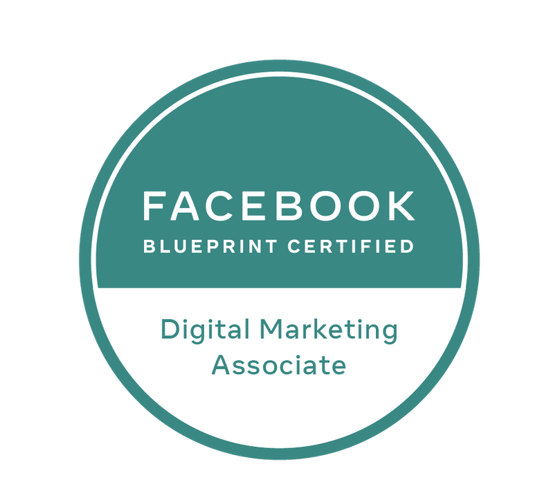Facebook Blue Print Certified